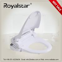 China Open Front Auto Toilet Seat , Self Cleaning Toilet Seat Water Filtering on sale