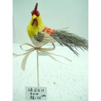 Handmade cock,Application places: Christmas, Easter, Halloween. Home decoration, garden ornaments Manufactures