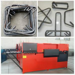 Full-Automatic CNC Rebar Bender/ Stirrup Bender Manufactures