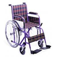 Steel Manual Wheelchair (Small Size Model) (QX802-35) Manufactures