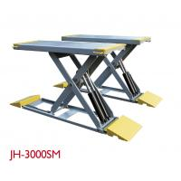 Industrial Vehicle Scissor Lift Height 1000mm Easy Installation Table Width 510mm Manufactures