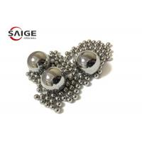 Hardened AISI 420 Stainless Steel Balls , 1.5mm / 2.5 Mm Steel Ball Wear Resistance Manufactures