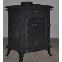 China High Efficiency Free Standing Wood Stove Fireplace Outside Easy Operation on sale