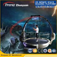 Black Theme Park Dynamic Walker Virtual World Simulator With Dynamic Effects Manufactures