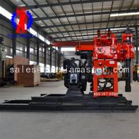 HZ-130YY hydraulic core drilling rig / small portable full hydraulic water well drilling rig / borehole drilling machine Manufactures