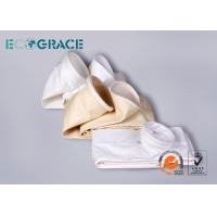 Homo Nonwoven Fabric Acrylic Filter Bags In Smoke And Gas Filtration Manufactures