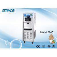 Professional Frozen Yogurt Maker , Frozen Yogurt Equipment Twin Twist Flavor Manufactures