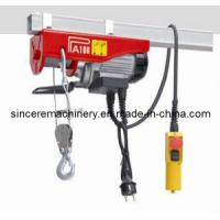 Electric Hoist Manufactures