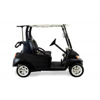 China Soft Leather Seat Electric Street Legal Golf Cart After The Double Drive And Cover on sale