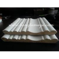 MDF white primed cornice moulding Manufactures
