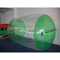 Green Inflatable Water Walking BallBall High quality PVC/TPU Water Ball Manufactures