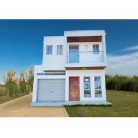 Stable Prefabricated Residential Buildings With Light Steel Structure Manufactures