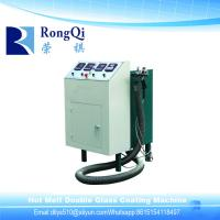 China Hot Melt Glue Coating Machine/Insulating Glass Sealant Machine with Easy Operation on sale