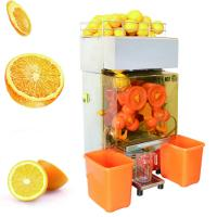 Buy cheap 70mm 370W Zumex Orange Juicer , Orange Juice Squeezer High Efficiency from wholesalers