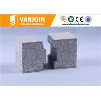 China Lightweight Interlocking EPS Cement Sandwich Wall Panels For Prefab Houses on sale
