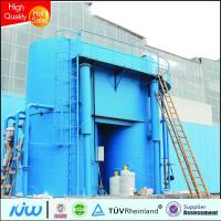 Coagulation / Flocculation Water Treatment Plant System , Carbon Steel Body With Epoxy Coating Manufactures