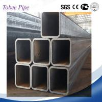 Tobee ® MS Q235 Q345B hollow section 50x50 square steel tubing Manufactures