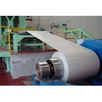 custom cut JIS, CGCC mechanical, electrical equipment Prepainted Color Steel Coils / coil Manufactures