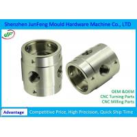 HS Code 7602000010 Precision CNC Parts Machining 100% Full Inspection Quality Control Manufactures