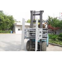Forklift Sliding tyre clamps forklift attachments for warehouse forklift trucks Manufactures