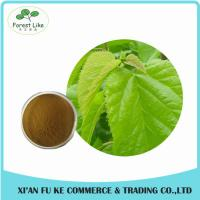 China High Quality Mulberry Leaf Extract Powder/Natural Mulberry Extract 1% 1-Deoxynojirimycin(1-DNJ) on sale
