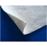 Quality High Strength Polyester Spunbond Nonwoven Fabric , Non Woven Polyester Geotextile for sale