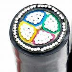0.6/1kv Low Voltage Power Cable , Losh Cable Xlpe Insulation 3+2 Cores 25 35 50 70 Mm2 Manufactures