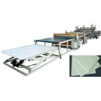 Buy cheap ABS sheet making machine from wholesalers