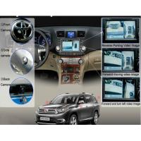 Quality 360 Surveillance Car Camera For Reversing ,specific for  the RENAULT Koleos,Bird View Parking System for sale