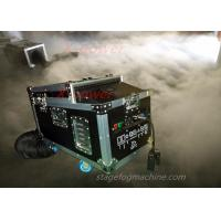 1200 Watt Water Haze Machine Dry Ice Stage Fog Machine With Flight Case X-DI Manufactures