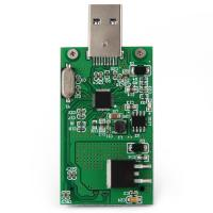 SA -167 Electronic Circuit Board Assembly Mini PCI-E mSATA to USB 3.0 External SSD PCBA Conveter Card Manufactures