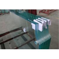 8mm tempered / toughened glass with China factory price Manufactures