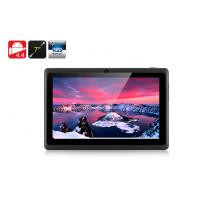 Q88 WIFI 3G Allwinner A33 Quad Core Tablet 7 inch Support Flash Player 11 Manufactures