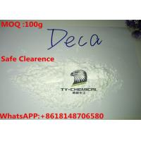 Nandrolone Decanoate Legal Anabolic Steroids Powder Deca Durabolin For Fitness Manufactures