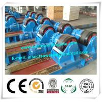 Automatic Industrial Pipe Welding Rotator Adjust By Bolt Or Screw Manufactures