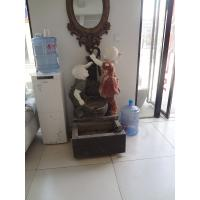 China marble stone figure fountain carving sculpture on sale