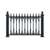 Wrought Iron Gate Match Temporary Outdoor Fence For Home Ornament Manufactures