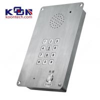 Public Emergency Telephone Entry Systems Dual Tone Multi Frequency Manufactures