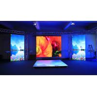 China P6.67 RGB Led Outdoor Advertising Screens, Led Video Wall Display High Refresh Rate on sale