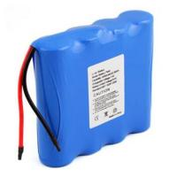 Rapid Charge Li - Ion 18650 Battery Pack 4400mAh For Laptop , Anti - Over Discharge Manufactures