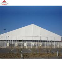 Flexible ABS Wall Luxury Wedding Tents For 600 People Customized Size Manufactures