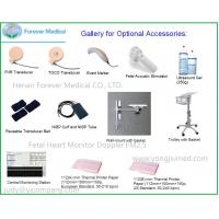 Quality Fetal Monitor Ultrasound ctg mACHINE Ultrasound Doppler Twins Touchscreen Fetal Monitor with Ce for sale