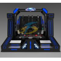 Good shape virtual reality experience 720 degree rotation 9D Super Pendulum vr game machine price Manufactures