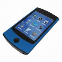 2.8-inch Touchscreen MP4 Player, FM Radio, Supports microSD Card  Manufactures