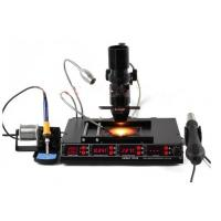 Brand new YIHUA 1000B Infrared Bga Rework Station 1000A 1000B 3 in 1 Soldering Station Manufactures