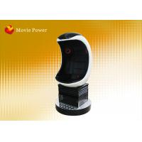 Rotation 360 Degrees Viewing Angle 9d Cinema Simulator / 9D Theatre Manufactures