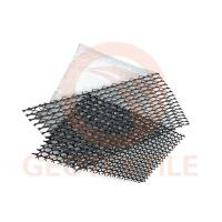 Semi - Vertical Layers Geocomposite Drainage Net For Road 50m Roll Length Manufactures