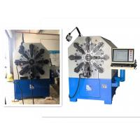 Buy cheap CNC Spring Forming Machine With Twelve Axes Rotating Wire Forming Machine from wholesalers