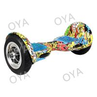 10 inch Hip-hop Portable Outdoor Sport 1000w Electric 2 Wheel Self Balance Scooter in Street Fashion Manufactures