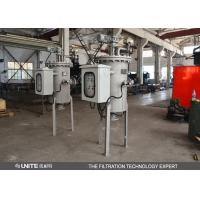 Automatic Brush Type Self Cleaning Filter For sewage water filtration with 304 material Manufactures
